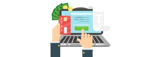 Opción de pagos provisionales para RIF