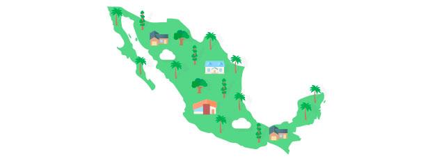 quiénes son los residentes en México